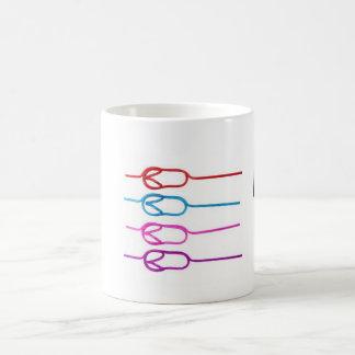 双安定回路のわら コーヒーマグカップ