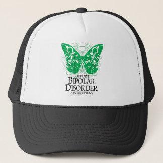 双極性障害の蝶 キャップ