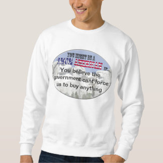 反オバマケア スウェットシャツ