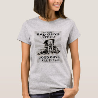 反テロリズム Tシャツ