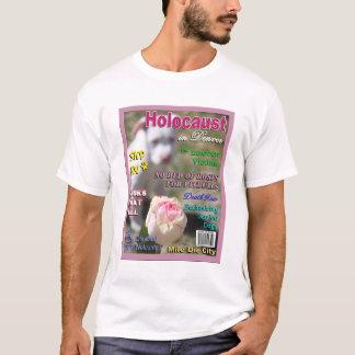 反デンバーBSL、ホロコーストのピットブル及びサービス犬 Tシャツ