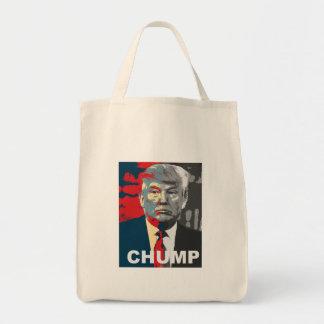 反ドナルド・トランプのキャンペーン ばか2016のバッグ トートバッグ