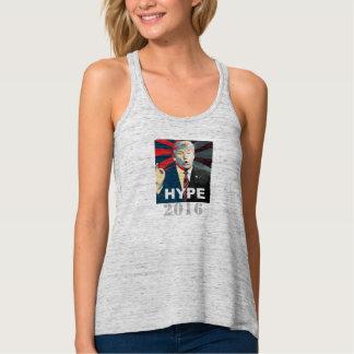 反ドナルド・トランプのキャンペーン|誇大宣伝の2016年のワイシャツ タンクトップ