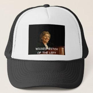反ヒラリー・クリントン キャップ