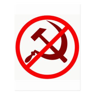 反共主義 ポストカード
