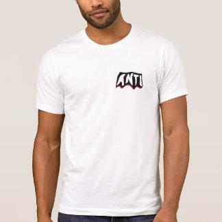 反動き- Tシャツ