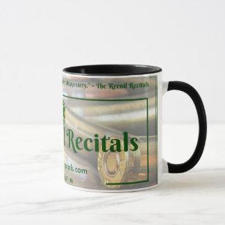 反動の演奏会のコーヒー・マグ マグカップ