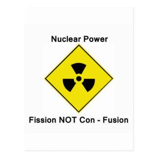 反原子力 ポストカード