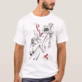 反対の一族 Tシャツ