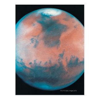 反対の火星 ポストカード