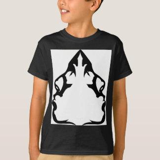 反対の顔 Tシャツ