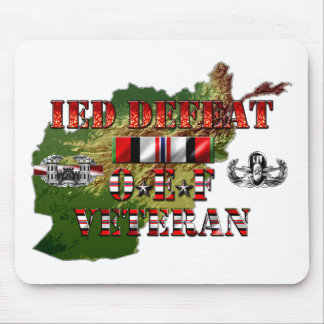 反対IED OEF C-IED マウスパッド