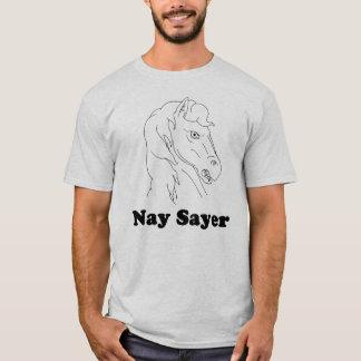 反対Sayer Tシャツ