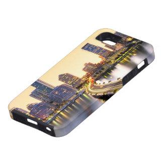 反射のマンダリン東洋のマイアミの眺め iPhone SE/5/5s ケース