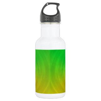 反射の回転色 ウォーターボトル