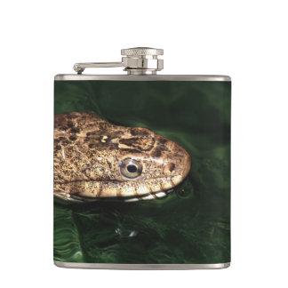 反射の水ヘビ フラスク
