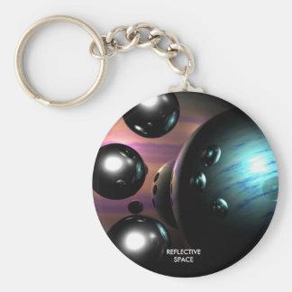 反射宇宙のkeychain キーホルダー