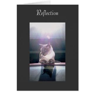 反射 カード