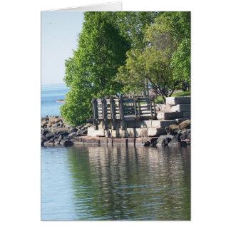 反射、スペリオル湖 カード
