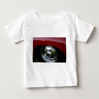反射 ベビーTシャツ