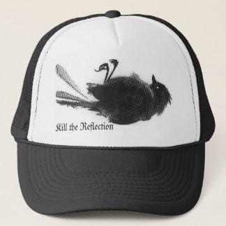 反射-死んだ鳥--を殺して下さい キャップ
