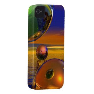 反射 Case-Mate iPhone 4 ケース