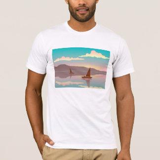 """""""反射"""" Tシャツ"""