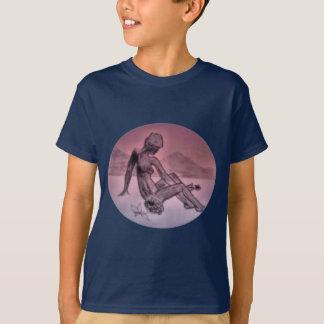 反射。 Tシャツ