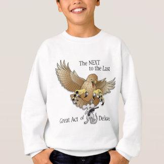 反抗の態度の最後の行為への次 スウェットシャツ