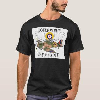 反抗的なboultonポール tシャツ