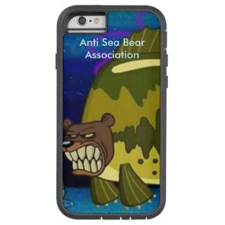 反海くま連合のiPhone6ケース Tough Xtreme iPhone 6 ケース