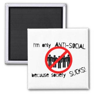 反社会的な磁石 マグネット