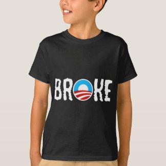 反負債のアンチオバマ Tシャツ