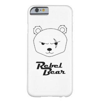 反逆くまのオリジナル BARELY THERE iPhone 6 ケース