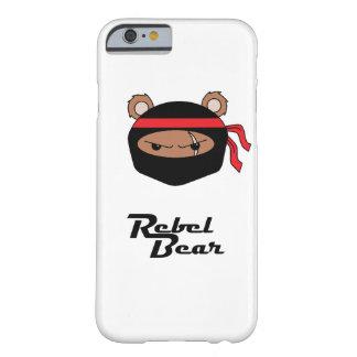 反逆くまの忍者 BARELY THERE iPhone 6 ケース