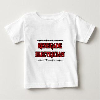 反逆する電気技師 ベビーTシャツ
