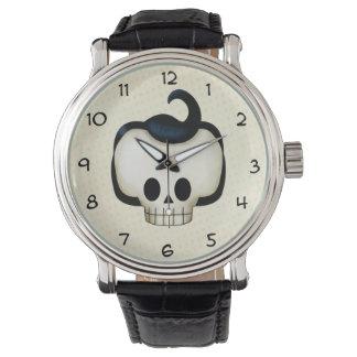 反逆のスカル 腕時計