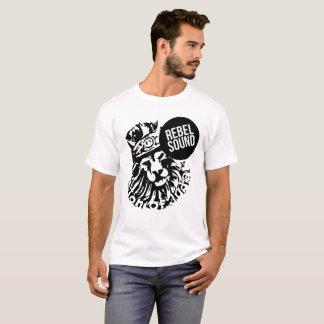 反逆の健全なレゲエジャマイカ音楽Tシャツ Tシャツ