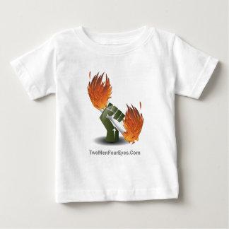 反逆の衣類 ベビーTシャツ