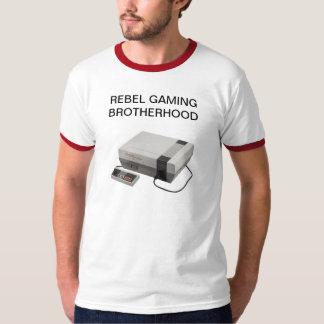 反逆の賭博の同業組合 Tシャツ