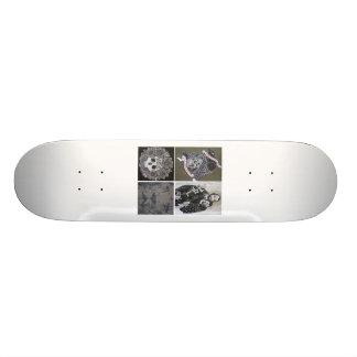 反逆板 21.6CM スケートボードデッキ