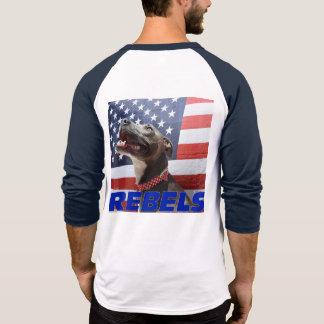 反逆者のTシャツ Tシャツ