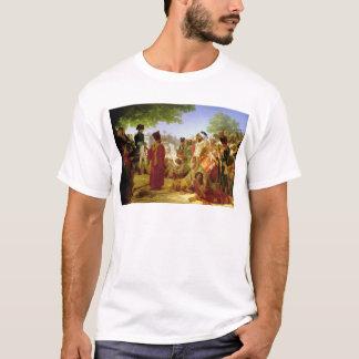 反逆者を赦免しているNapoleon Bonaparte Tシャツ