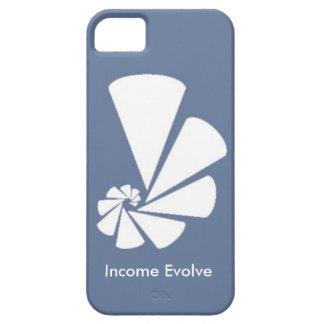 収入は電話箱を展開させます iPhone SE/5/5s ケース