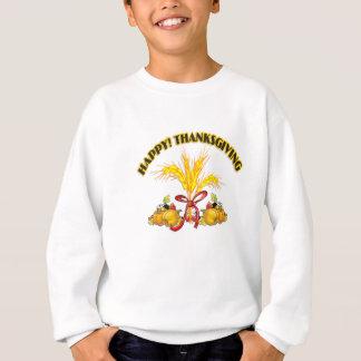 収穫のカボチャ スウェットシャツ