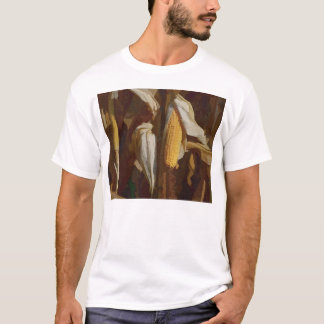 収穫のワイシャツで恋しく思われる Tシャツ