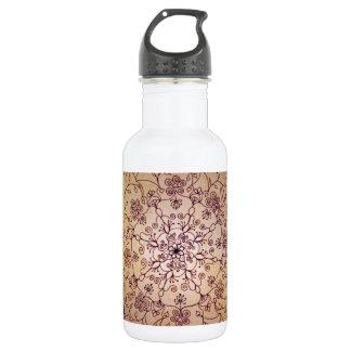 収穫月の曼荼羅-宝石の調子 ウォーターボトル