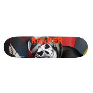 収穫者-文字をカスタマイズ 20CM スケートボードデッキ