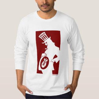 叔父さんの帝国主義 Tシャツ