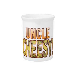 叔父さんBlue Cheesy ピッチャー